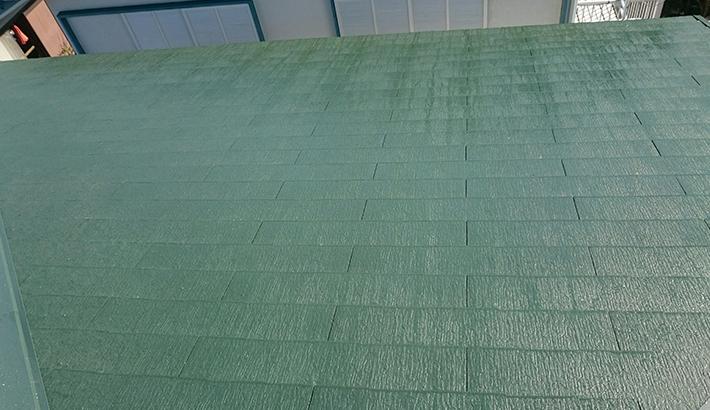 横浜市栄区 賃貸戸建 コロニアル屋根葺き替え(M様邸)