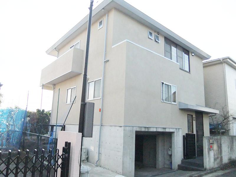 横浜市都筑区 戸建 外壁塗装・附帯物塗装(K様邸)