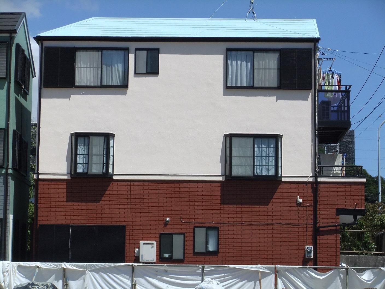 横浜市栄区 戸建 屋根塗装・外壁塗装・附帯物塗装・バルコニー塗装 O様邸